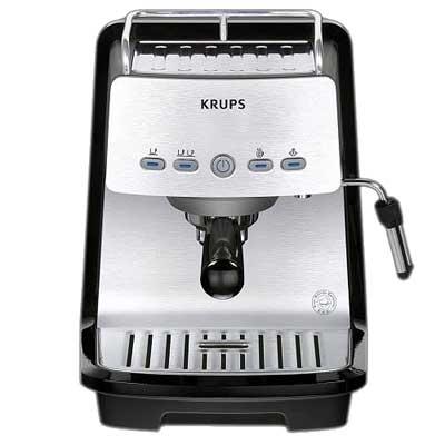 Кофемашинs Krups много лет на рынке