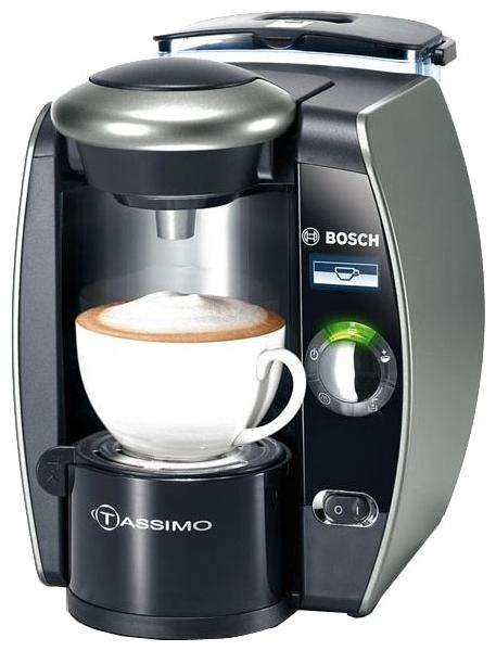 Кофемашины Bosch всегда на высоте
