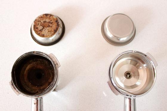 Сервисное обслуживание кофемашин
