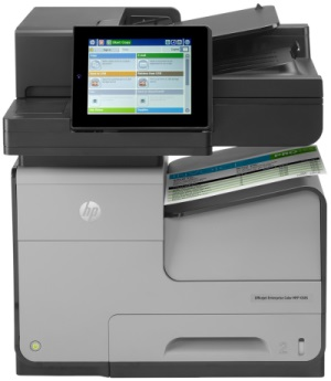 мфу hp officejet enterprise x585